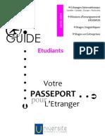 Passeport pour l'étranger