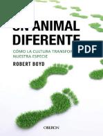 animal diferente