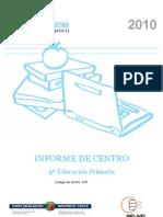 Modelo informe de centro_Evaluación diagnóstica CCBB País Vasco_2010