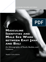 Masculine Identities and Male Sex Work between East Java and Bali
