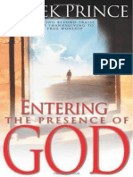 Entering The Presence Of God - Derek Prince.epub