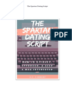 The Spartan Dating Script