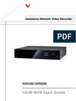 NVR1400 & 2400 Manual
