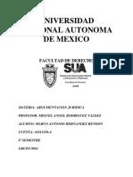 DERECHO Y ARGUMENTACION.docx
