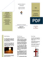 Faith Share Brochure