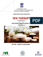 Cts Spa Therapy Cts Nsqf-4