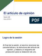 6B_El Artículo de Opinión_2018-1