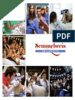 Semmelweis University Brochure 2017 Eng