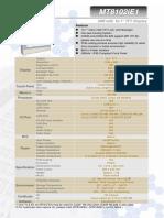 MT8102iE1 Datasheet ENG