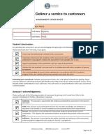 Bsbcus201 Assessment