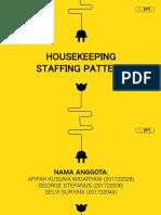 Staff Pattern