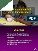FCCS - Pediatric vs Adult Consideration.PPT
