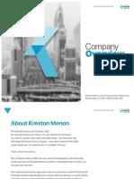 Kreston Menon, Audit & Accounting service in Dubai