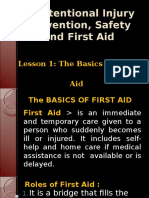 Lesson1thebasicsoffirstaidlesson2surveyofthesceneandthevictims 140919022335 Phpapp01 (1)