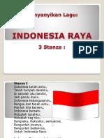 Indonesia Raya 3 Stansa