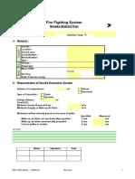 Smoke Extract Fan Checklist