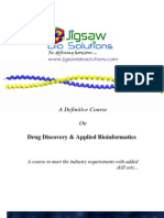 Drug Discovery and Applied Bioinformatics-India