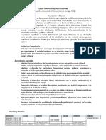 Ficha Descriptiva Cursos transversales