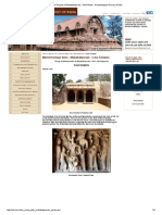 Cave Temples of Mahabalipuram, Tamil Nadu - Archaeological Survey of India.pdf
