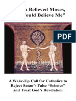(eng) Kolbe If You Believed Moses Booklet