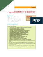 Chemistry IX th