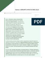 Cuvantul-Ortodox.ro-sfantul Grigorie Palama Si BIRUINTA INVATATURII CELEI ADEVARATE (1)