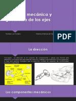 Dirección Mecánica y Geometría de Los Ejes (1)