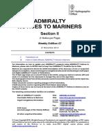 Nautical Publication (Custom)13 16,85 87