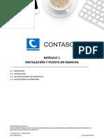 Manual Contasol 2016