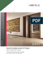 Hris Lido Sliding Door Solutions 2015