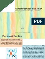 Askep Populasi Rentan