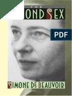 Simone de Beauvoir - The second sex-Vintage Books (1989).pdf