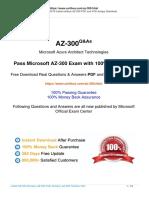 Microsoft Certbus AZ-300 2019-11-15 by Macolm Sing 266
