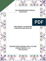 LK-03. Menyusun Rencana Pengembangan SMAN 1 TLD (Bank Soal)