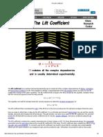 The Lift Coefficient.pdf