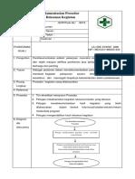 1.2.5.2 SOP Pedoman Pendukumentasian Prosedur Dan Rekaman Kegiatan