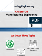 Chapter 10 Manufacturing Engineering