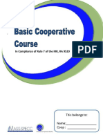 Basic Coop Handout