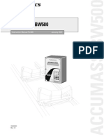 Manual do Módulo BW500 Siemens