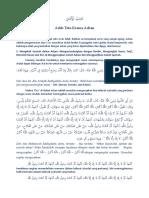 Adab Tata Krama Adzan 2
