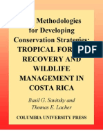 GIS Methodologies for Developing Conservation Strategies-gPG