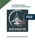 Jmcmun'20 Invite