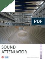 sound attenuator