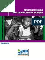 Situación Nutricional en el Corredor Seco de Nicaragua