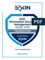 Guia de Preparação ISO 27001 Foundation