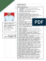 Daftar Riwayat ., Apt