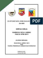 Kertas Kerja Bola Jaring Sekolah Oktober 2019