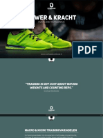 Power & Kracht Workshop Overload Worldwide - FitFair 2019