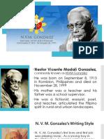 NVM Gonzalez