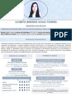 Curriculum Lili 1